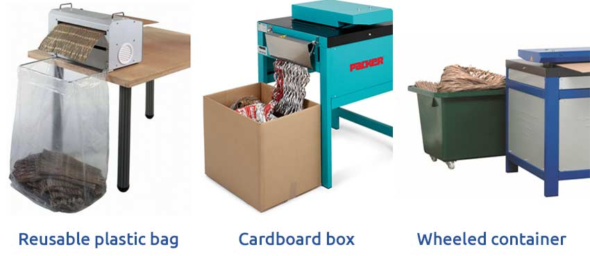 container-for-shredded-or-perforated-cardboard