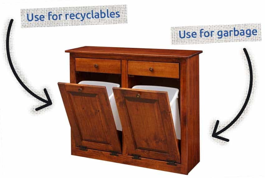 garbage-can-cabinet-trash-and-recyclables