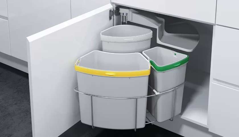 rotating-waste-bins-with-storage-baskets