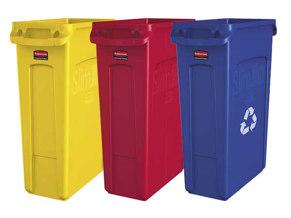 Rubbermaid-Slim-Jim-Waste-Bins