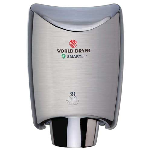 World-Dryer-SMARTdri-hand-dryer