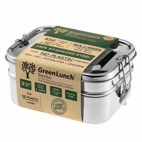 green-lunch-bento-box-durable-reusable