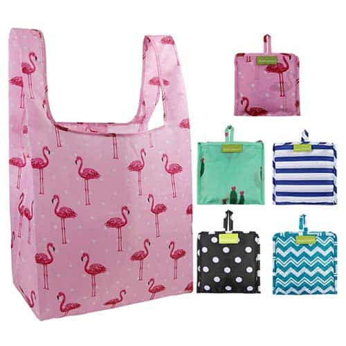 Foldable-Reusable-Grocery-Bags-Bulk-5-Cute-Designs