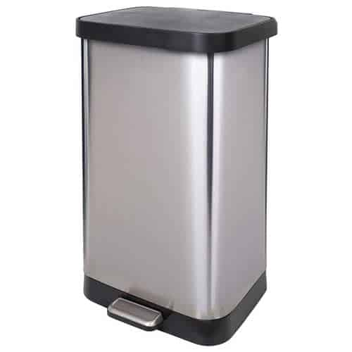 Best Kitchen Trash Cans and Recycling Bins - Top 10