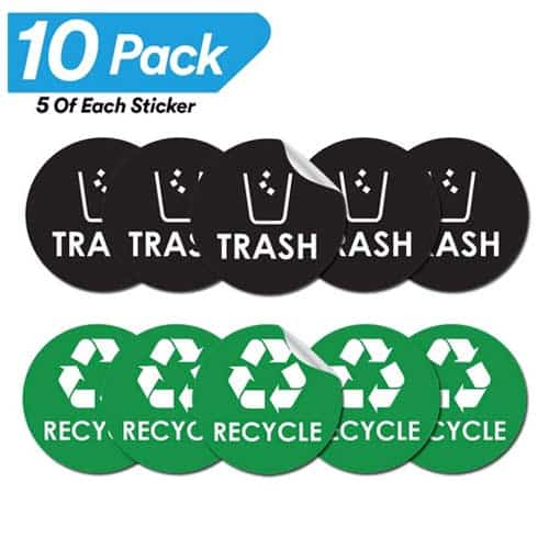 Recycle-Trash-Bin-Logo-Sticker-waste-and-recycling
