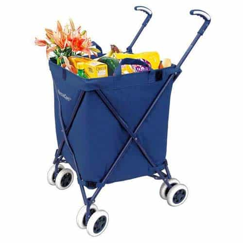 VersaCart-Folding-Shopping-Cart-with-Wheels