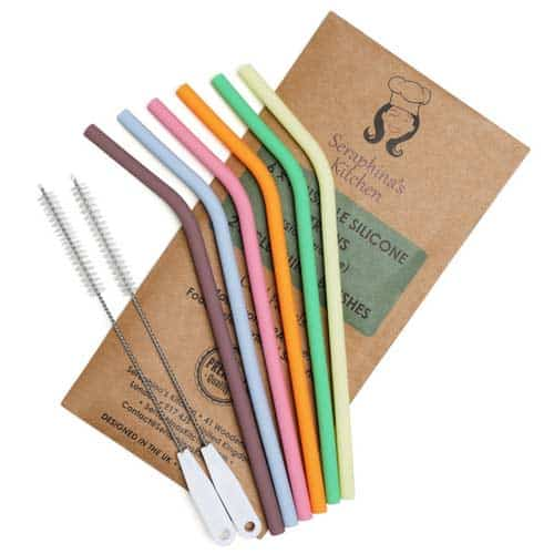 seraphina-kitchen-Reusable-Silicone-Drinking-Straws-BPA-Free