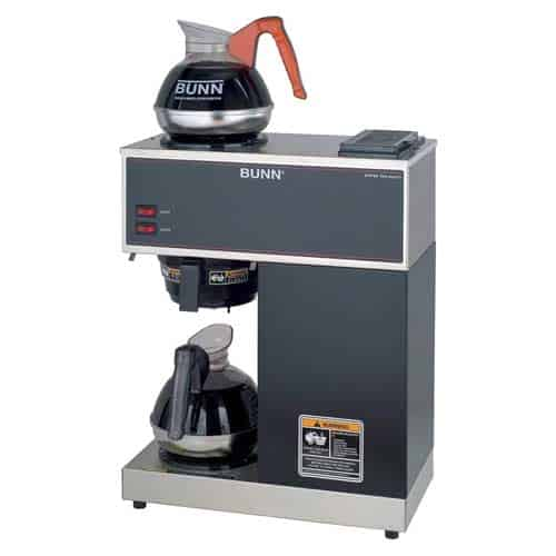 BUNN-VPR-2EP-12-Cup-Pourover-Commercial-Coffee-Brewer