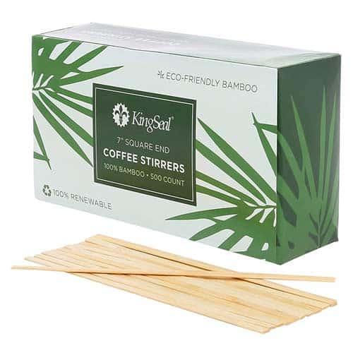 KingSeal-Bamboo-Wood-Coffee-Beverage-Stirrers