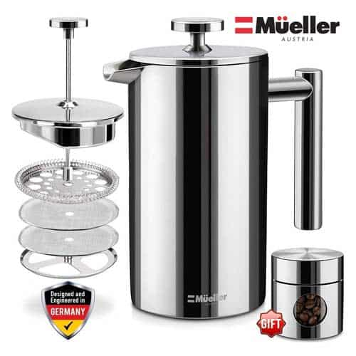 Mueller-French-Press-Coffee-Maker
