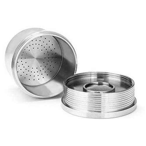 Stainless-Steel-Reusable-iperEspresso-Capsule-Refillable-Coffee-Filter