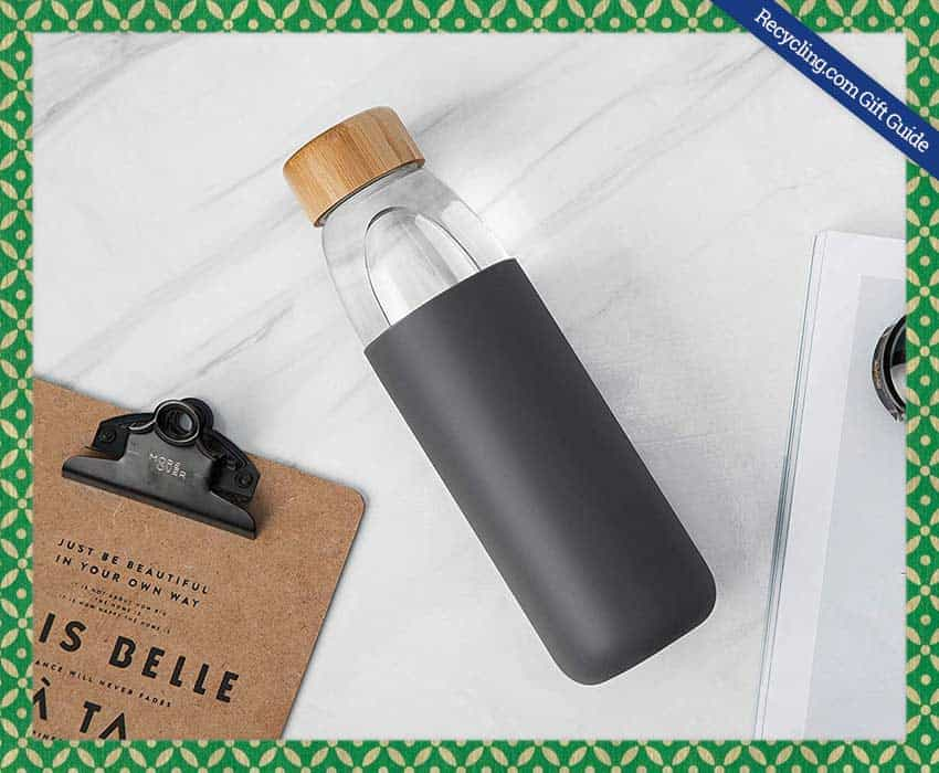 Veegoal-Reusable-Glass-Water-Bottle