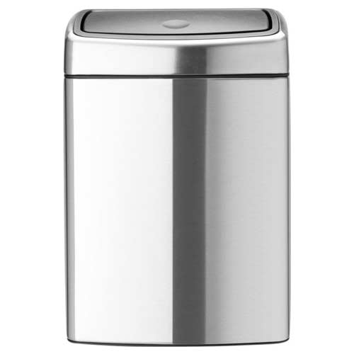 Brabantia-Touch-Bin-Fingerprint-Proof