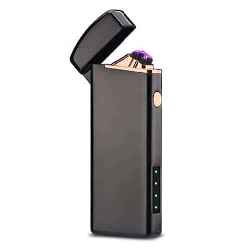 Lcfun-Dual-Arc-Plasma-Lighter-with-LED-Indicator