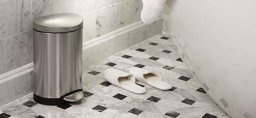 Kleine Prullenbak Mini Afvalbakje Badkamer Toilet Aanrecht