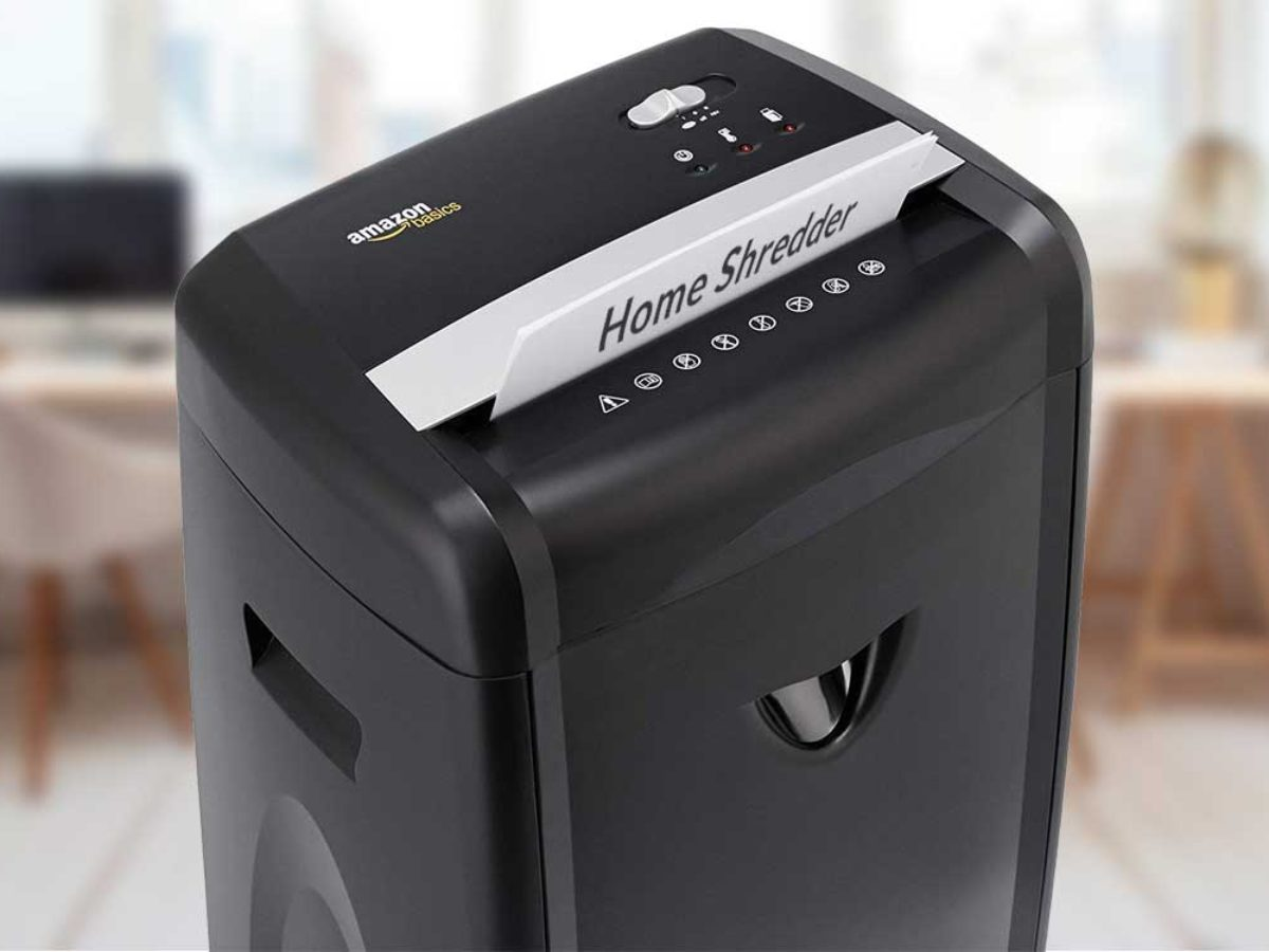 Best Paper Shredders For Home Use