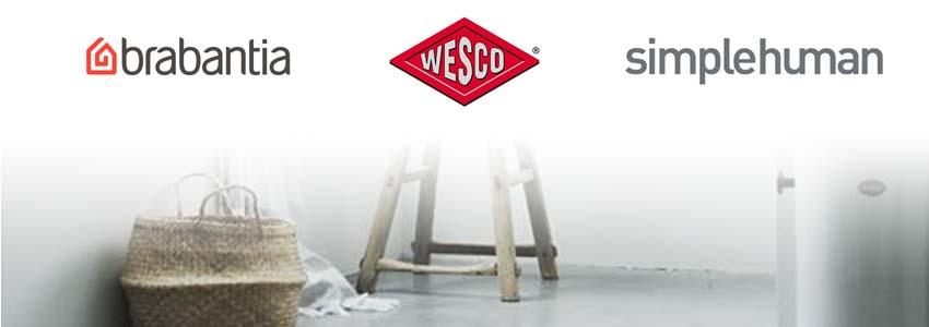 brabantia-wesco-simplehuman-prullenbakken