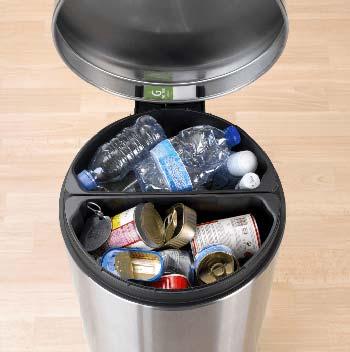 duo-pedaalemmer-met-kunststof-afval-en-blik-afval