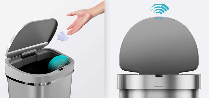 opening-automatic-sensor-trash-can