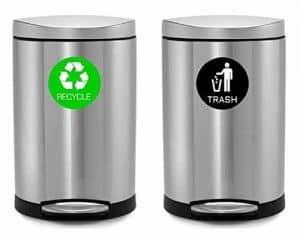 prullenbak-voor-afvalscheiding-labelen