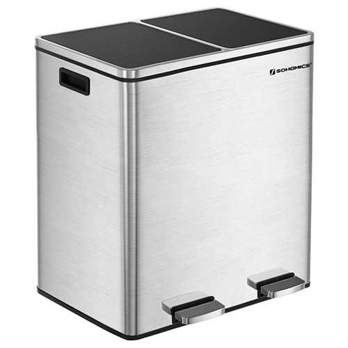 SONGMICS-60L-Mülltrennsystem