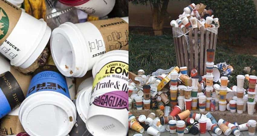 disposable-plastic-coffee-cup-pollution