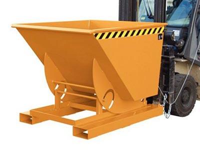 kantelende-kiepcontainer-oranje-review