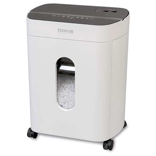 Boxis-Nanoshred-10-Sheet-Micro-Cut-Shredder