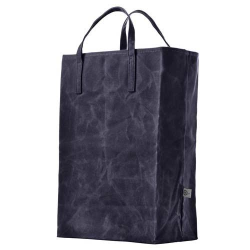 Colony-Einkaufstasche-Gewachste-Baumwolle