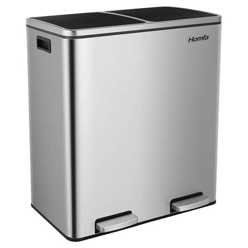 Homfa-Dual-Step-Trash-Can