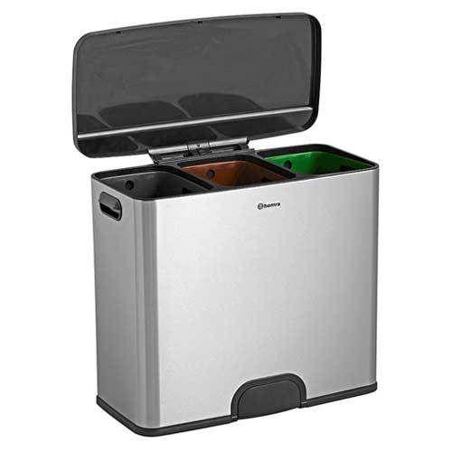 Homra-KICK-ME-Voet-Sensor-trio-afvalbak