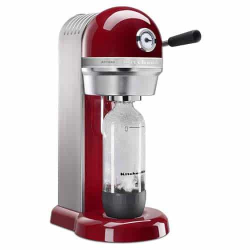 KitchenAid-KSS1121ER-Red-Sparkling-Beverage-Maker