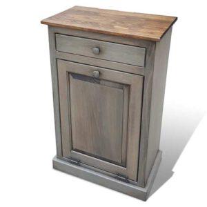 best tilt-out trash can cabinet