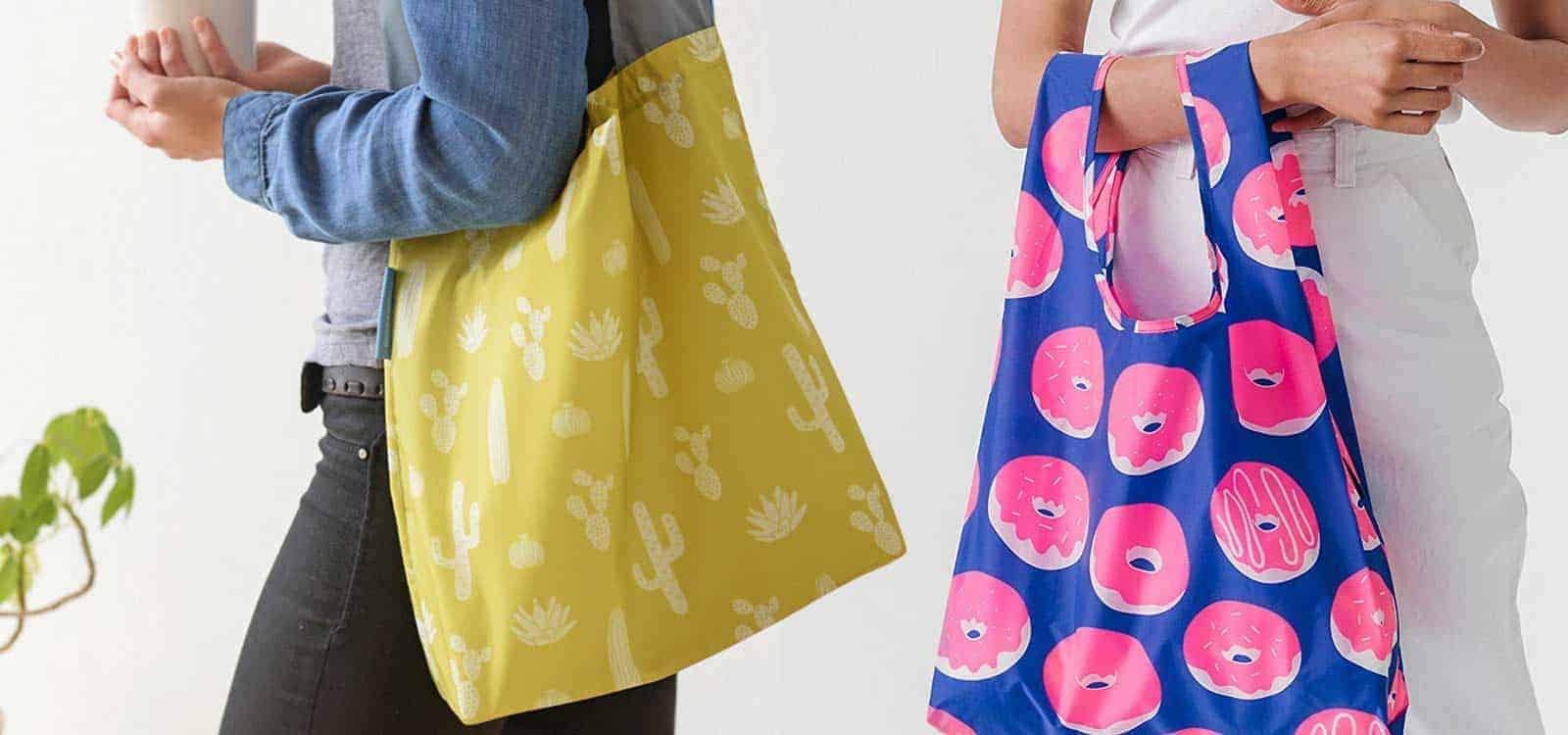 Wiederverwendbare--Einkaufstüten-Tasche