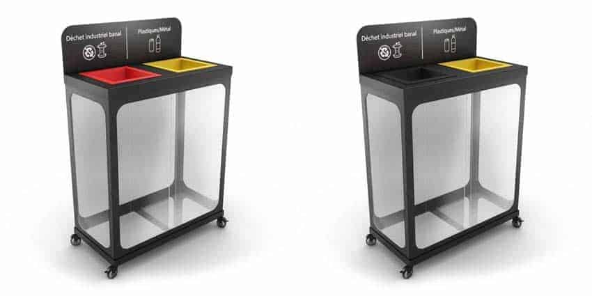 AURIGA-Smart-Recycling-Bin-with-2-Clear-Compartments