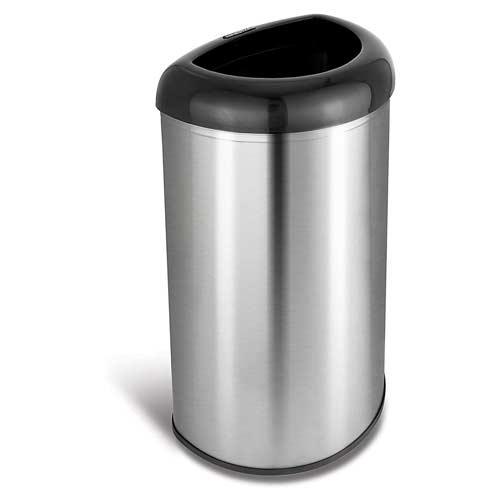 NINESTARS-OTT-50-19BK-no-lid-trash-can-13-gal