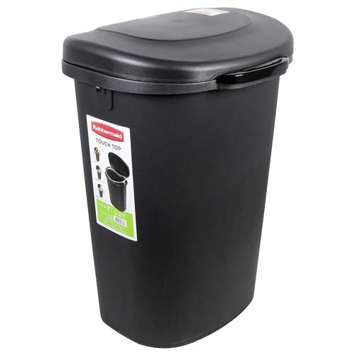 Rubbermaid-Touch-Top-Lid-Trash-Can
