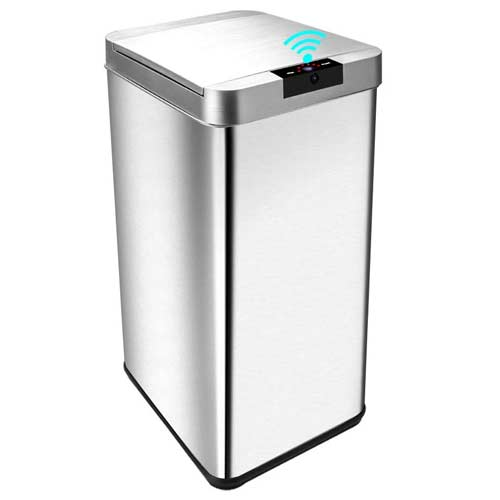 Secura-13-Gallon-Automatic-Trash-Can