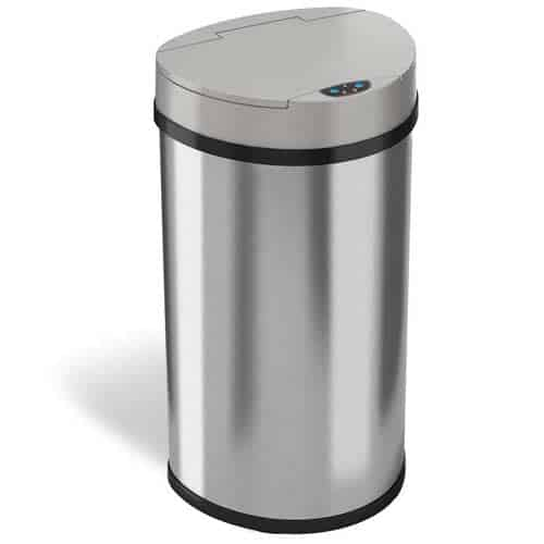 iTouchless-13-Gallon-Sensor-Kitchen-Trash-Can
