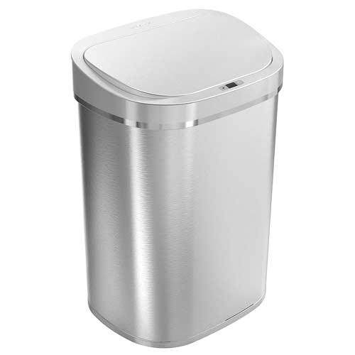 Ninestars-DZT-80-35-Infrared-Motion-Sensor-Trash-Can