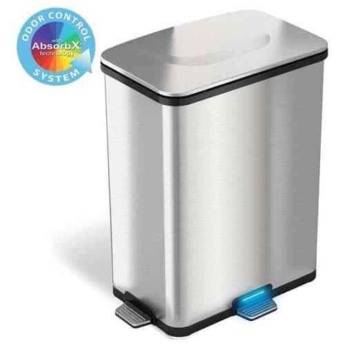 iTouchless-AutoStep-PRO-Automatic-Step-Trash-Can