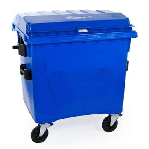 kartonrecycling-container
