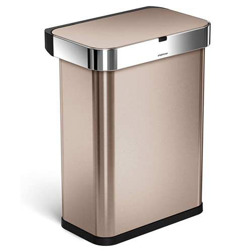 simplehuman-Rectangular-Voice-Motion-Sensor-recycling-bin