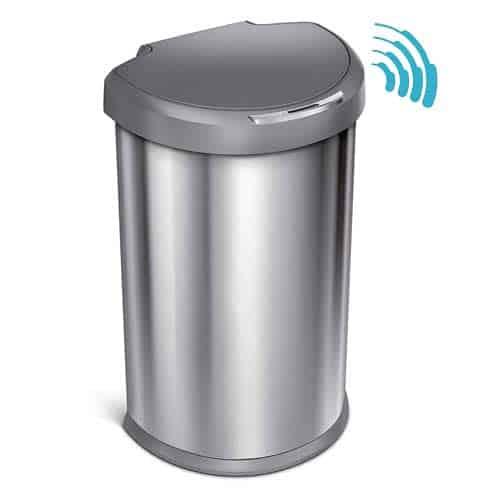 simplehuman-sem-round-sensor-recycle-bin