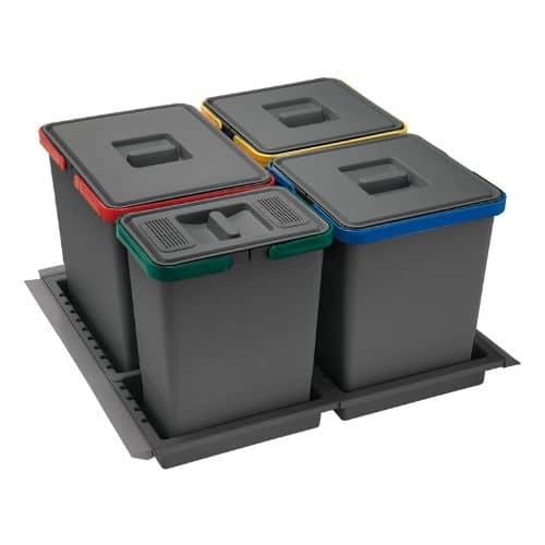ELLETIPI-Metropolis-Mülltrennung-Schublade-41Liter