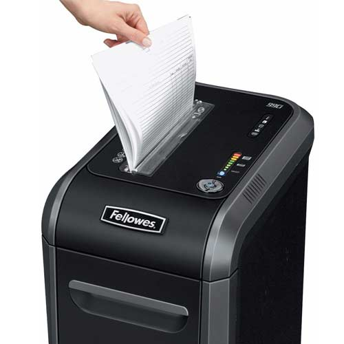 Fellowes-Powershred-99Ci-shredding-confidential-documents