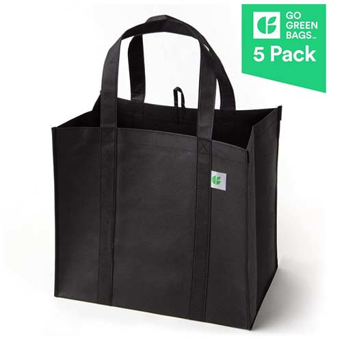 Large-Reusable-Grocery-Bags-5-Pack-Black