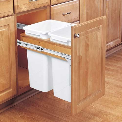 Rev-A-Shelf-4WCTM-18DM2-Wood-Top-Mount-Cabinet-Waste-Bin