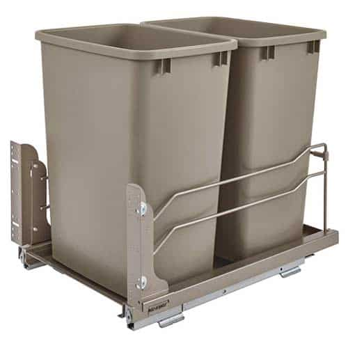 Rev-A-Shelf-53WC-1835SCDM-212-pull-out-trash-can-cabinet