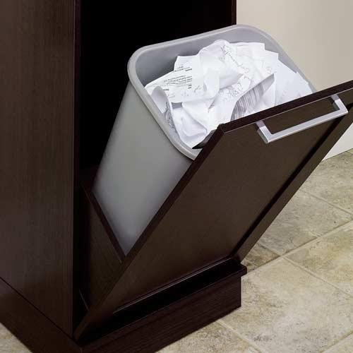 Sauder-Homeplus-Storage-Cabinet-with-waste-bin